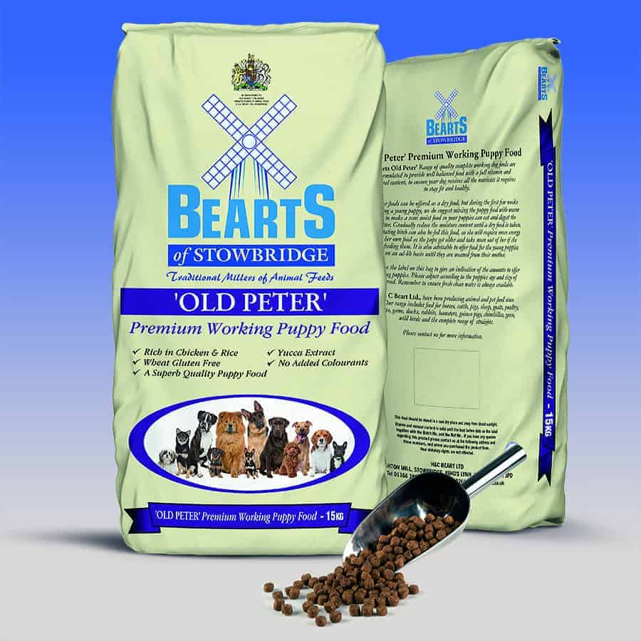 Bearts Old Peter Premium Puppy
