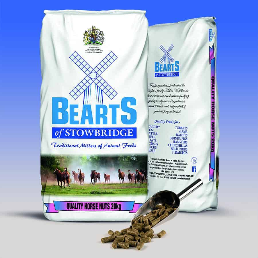 Horse/Equine Nuts